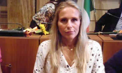 L'assessore allo sport del comune di Terni Elena Proietti