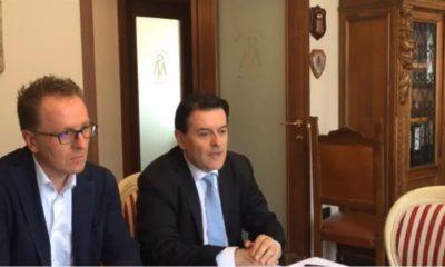 Gli avvocati Fabio Giotti e Massimo Proietti