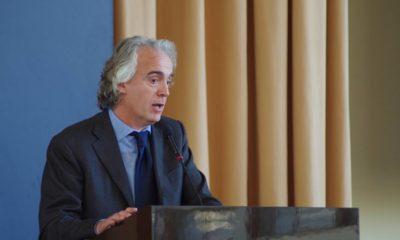 L'avvocato Mattia Grassani