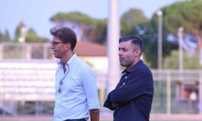 Paolo Tagliavento e Danilo Pagni