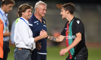 Gianmarco Nesta e Stefano Ranucci