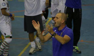 Marco Shindler, allenatore della Ternana Celebrity