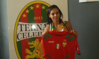 Vanessa Pereira (Foto Sporterni.it)