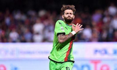 Diego Albadoro, attaccante della Ternana