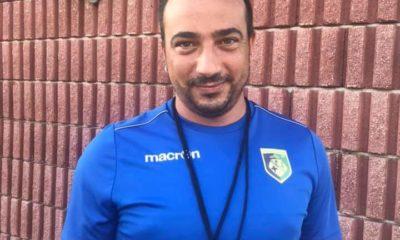 Alessandro Cibocchi, allenatore dell'Asd Ferentillo-Valnerina