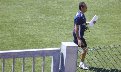 Il preparatore atletico Giovanni Petralia