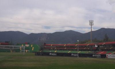 Stadio Libero Liberati veduta della Curva Nord