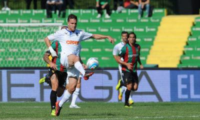 L'autore del gol del Renate Lorenzo Simonetti