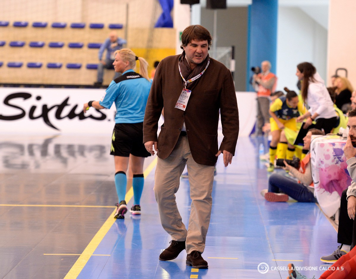 Daniele D'Orto (foto Casella/Divisione Calcio a 5)