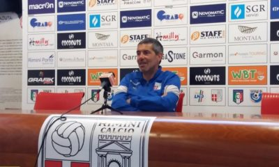 Gianluca Righetti (foto Teleromagna 24)
