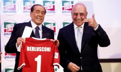 Monza Berlusconi Galliani